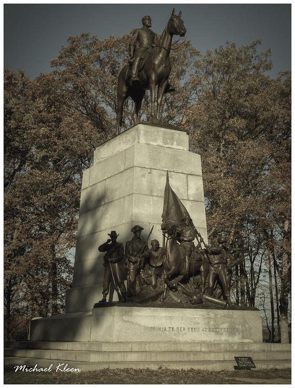 Virginia Monument at Gettysburg