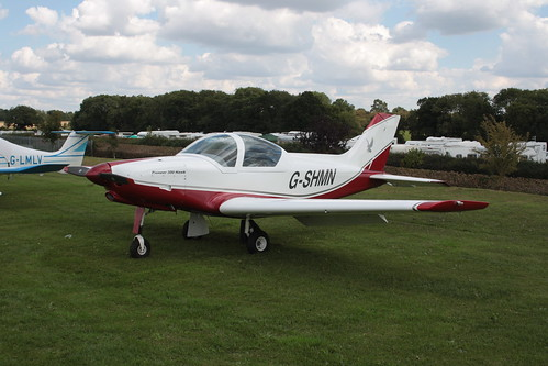 G-SHMN Alpi Aviation Pioneer 300 [LAA 330A-14965] Sywell 010917