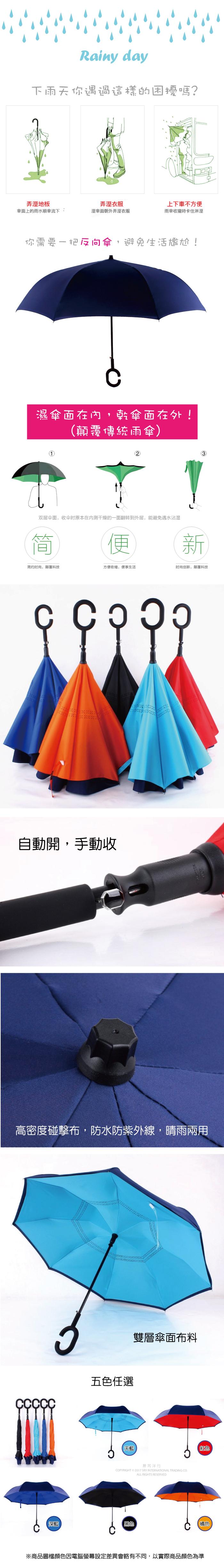 反向直傘(自動)介紹