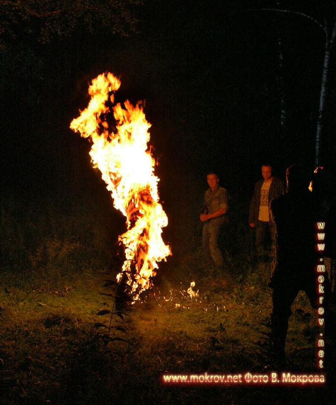 Мистика огня в Фотоискусстве