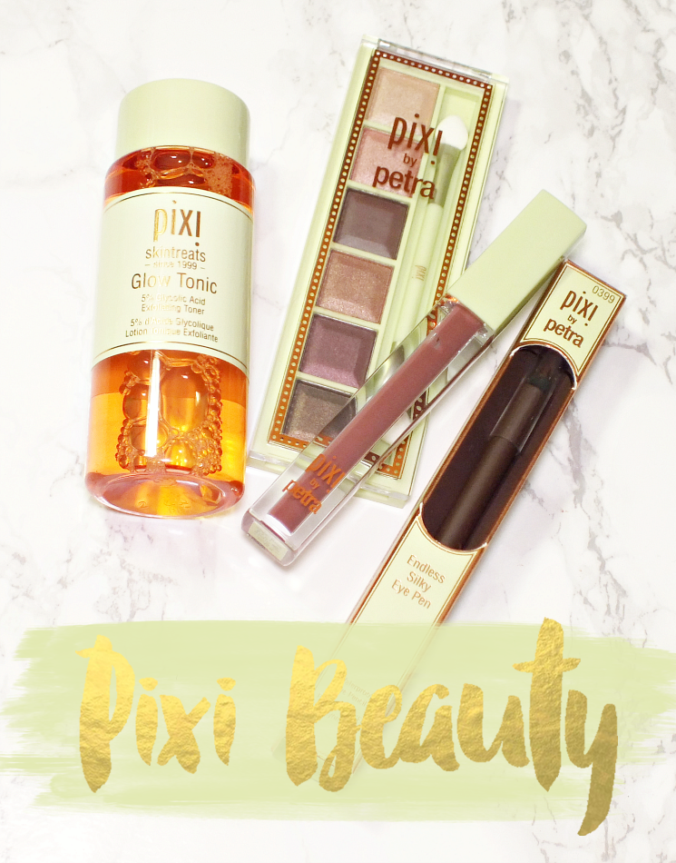pixi beauty at shoppers drug mart
