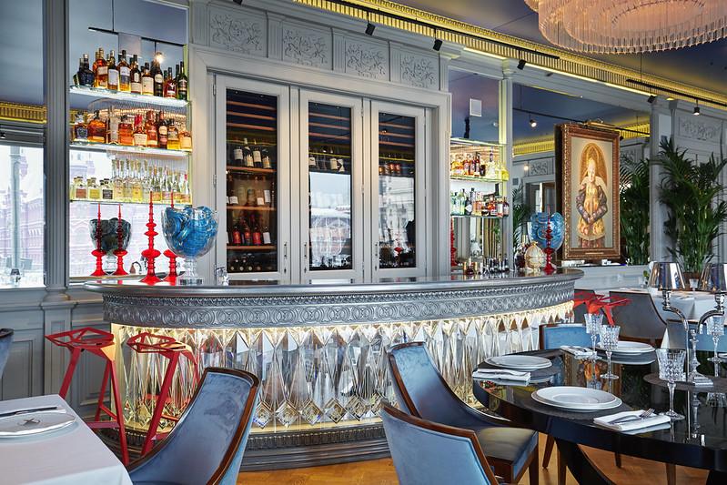 Beluga Restaurant, Moscow