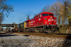 CP 8601 | GE AC4400CW | CN Shelby Subdivision