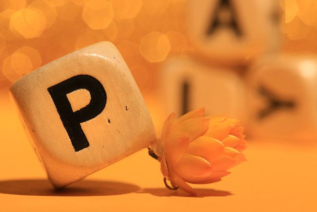 P is for PLAY