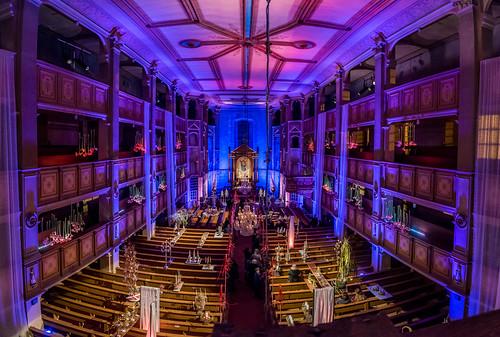 Adventszauber in  der größten Dorfkirche Deutschlands