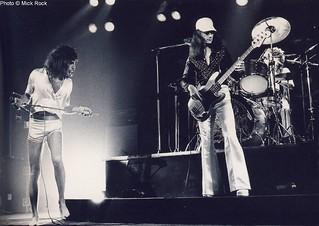 Queen live @ London, 1975