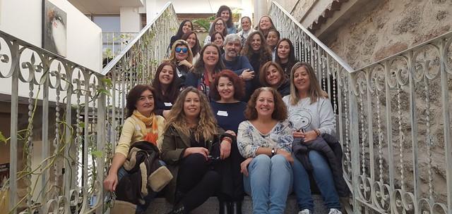 Inicio 7 nuevas Lanzaderas Galicia, Moralzarzal y Calviá (Noviembre 2017)