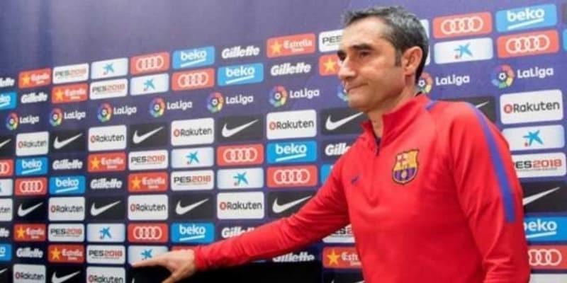 Ernesto Valverde Akui Sial Saja Ditahan Imbang Celta Vigo