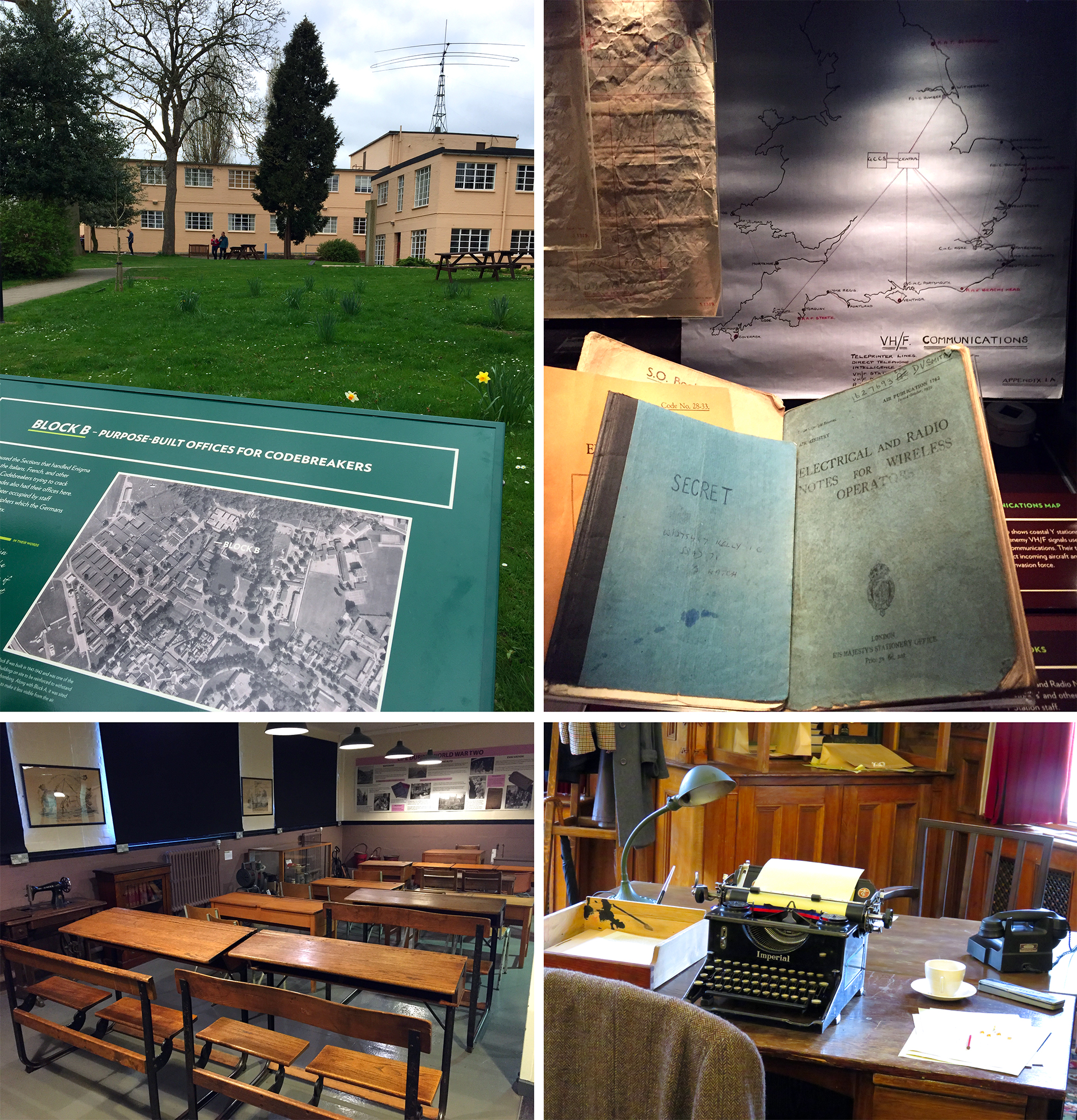 Bletchey Park, Inglaterra bletchley park - 38815156561 76709a5585 o - Bletchley Park, el secreto mejor guardado de Inglaterra