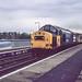 37175+47562 Dundee Esplanade 22nd June 1990