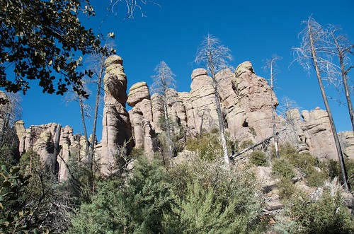 Chiricahua National Monument hoodoo pretty