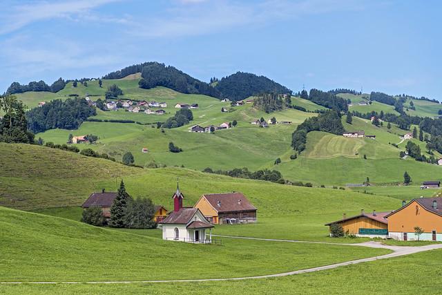 Appenzell landscape II