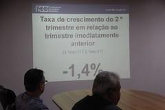 PIB Gaúcho Trimestral - dezembro/2017