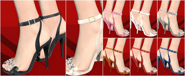 TH Princesa Heels