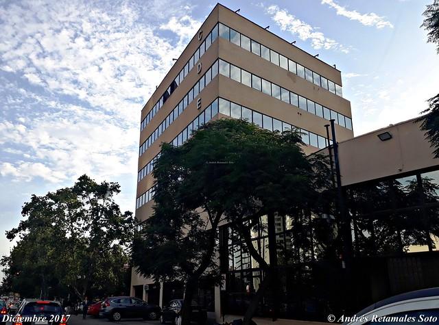 Consejo de Defensa del Estado, Edificio institucional, Santiago de Chile, Diciembre 2017