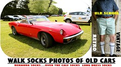 Walk socks And Old Cars  vol 1