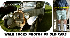 Walk socks And Old Cars  vol 6
