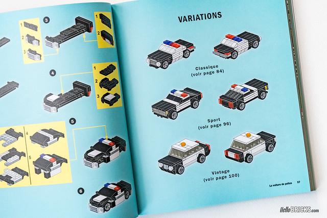 Livre LEGO - Le monde LEGO en mini 04