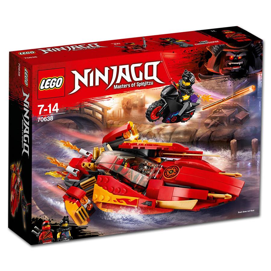 LEGO Ninjago 70638 - Katana VII