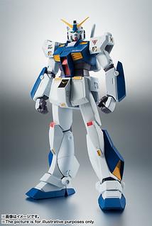 ROBOT魂《機動戰士鋼彈0080 口袋裡的戰爭》RX-78NT-1 鋼彈NT-1(ガンダムNT-1) ver. A.N.I.M.E.