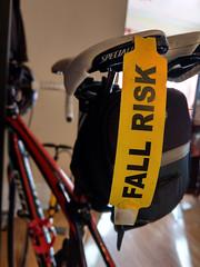 Dirty Dozen: FALL RISK