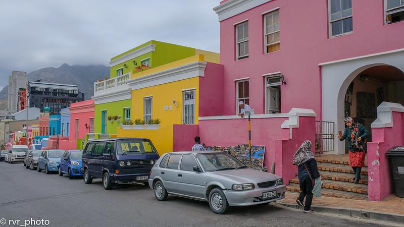 Bo-Kaap, Cape Town, Sudáfrica