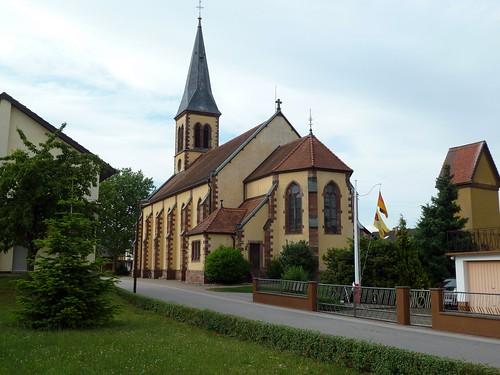 Pfarrkirche St. Johannes und Paul in Greffern