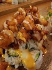 Sakura Restaurant. Albuquerque, NM. November 2017.