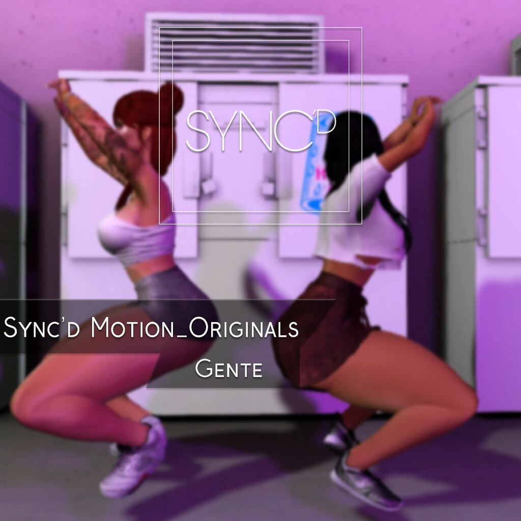 Sync'd Motion__Originals - Gente