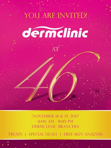 Dermclinic 46th Anniversary