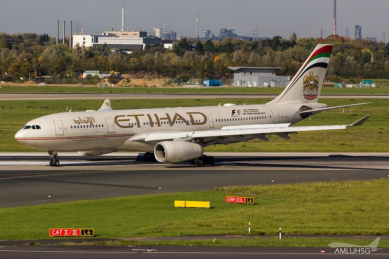Etihad - A332 - A6-EYL (2)