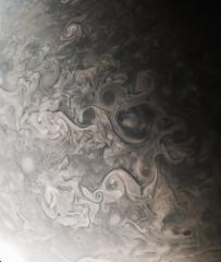 Jupiter - Juno Perijove 9 - October 24 2017