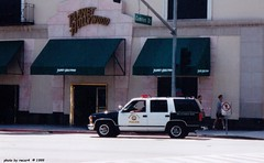 Beverly Hills CA Police - Chevrolet Tahoe - 1999 photo (1)