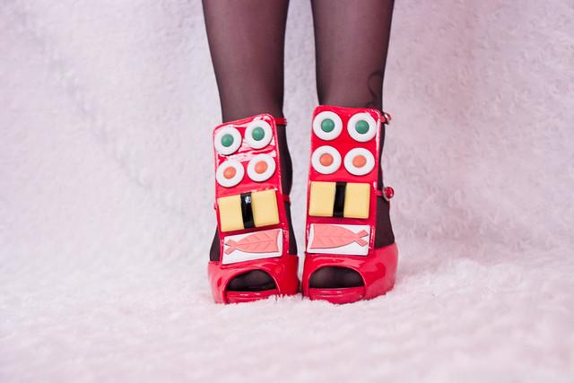 Minna Parikan Sushi kengät