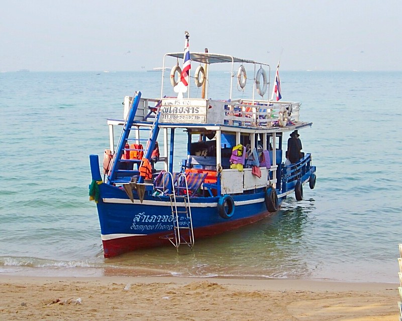Pattaya interesting transport options