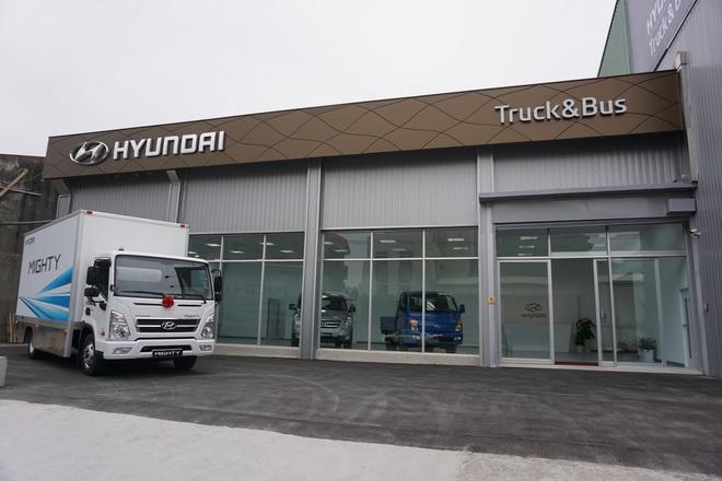 HYUNDAI商用車周年慶_GDSI展示中心