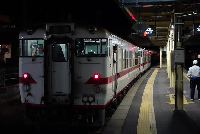 JR Hachinohe Line (キハ40)