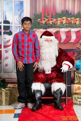 Santa at Teecs-43