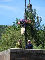 Medieval ladies in Alet les Bains  (15)
