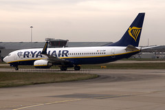 EI-EBP Ryanair B737-800/WL London Stansted Airport