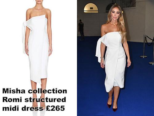 Misha-collection-Romi-structured-midi-dress