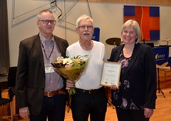 Årets eldsjäl - Agne Jansson, Bankeryd