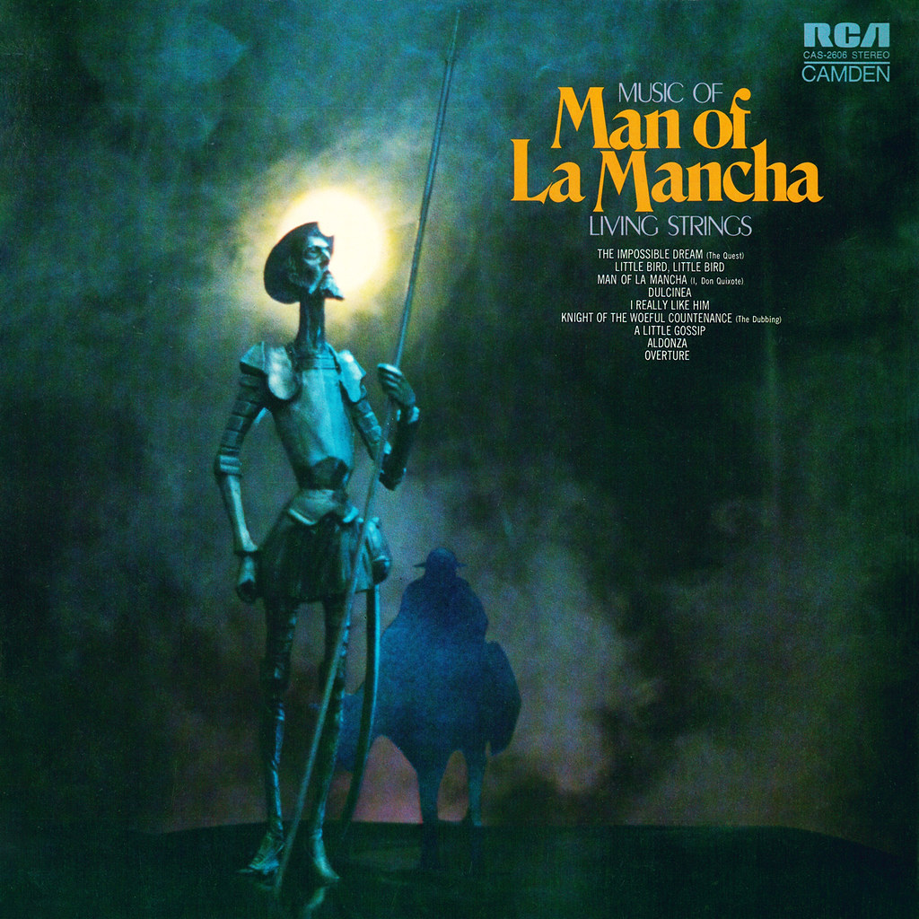 Living Strings - Man Of La Mancha