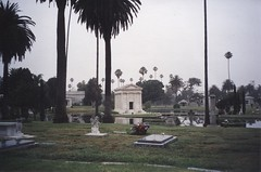 Hollywood Forever Cemetery  - Los Angeles California - Historic