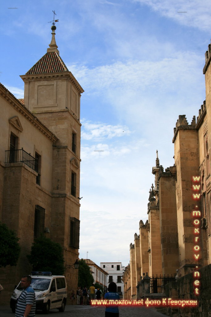 Кордоба — Испания фоторепортажи