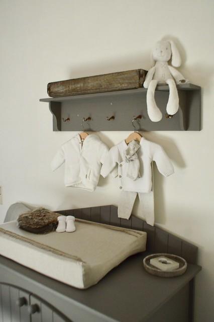 Babykamer sober landelijk