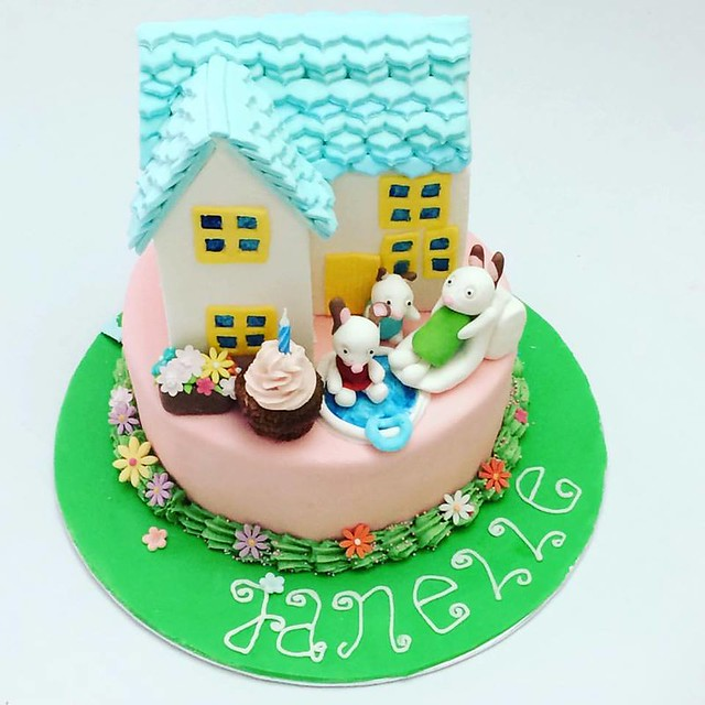 Cake by Amsterdam Cupcake Company
