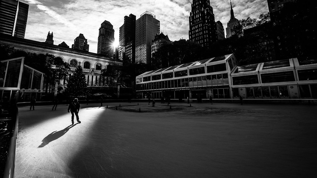 Bryant Park, New York picture