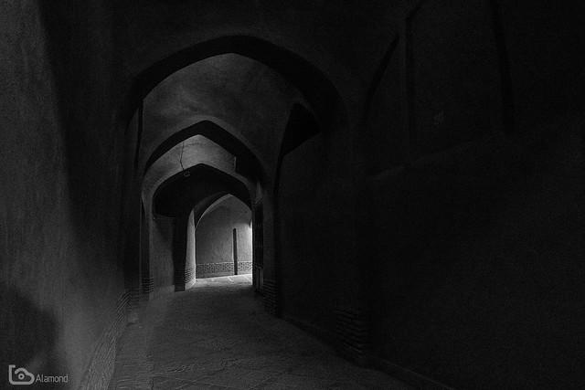 backside alley