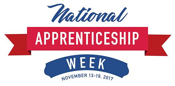 2017 National Apprenticeship Week